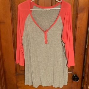 XL Maurices top